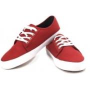 Vans Men Sneakers For Men(Maroon)