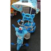 Tricikl za decu Meda (TS341 plavi)