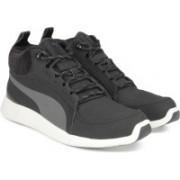 Puma ST Trainer Evo Demi v2 Corduro Sneakers For Men(Black)