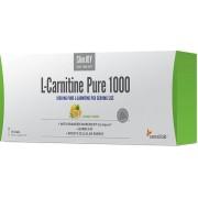 SlimJOY L-Carnitine Pure 1000 - efficient fat burning. Swiss quality. 10 vials
