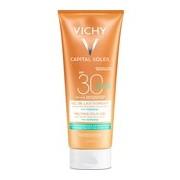 Ideal soleil gel leite protetor solar corpo ultrafundente spf30 200ml - Vichy