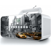 Radio-CD Player Muse M-28 NY, boombox