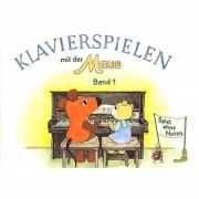 Hans Sikorski Klavierspielen mit der Maus 1 Schwedhelm-Klavier ohne Noten
