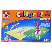 Toysbox Color It - Wipe It (Birds)