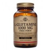 L-glutamine 1000 mg 60tbl SOLGAR
