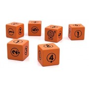 Free League Publishing Tales from The Loop Dice Set New Design