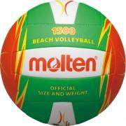 molten Beachvolleyball V5B1500-LO - grün/orange/weiß | 5