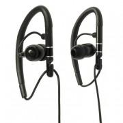 Mysound SPEAK SPORT Aggancio Stereofonico Cablato Nero auricolare per