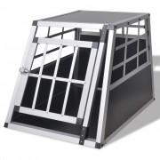 vidaXL Dog Transport Cage S