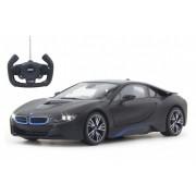 Masina cu radiocomanda BMW i8 1:14 (macheta) cu portiere care se deschid electric