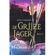 Kinderboeken Gottmer Ridder - Grijze Jager 06: Het beleg van Macindaw (pb). 10+