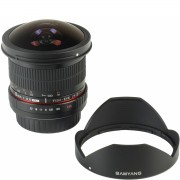 SAMYANG Fisheye 8mm f/3.5 UMC CSII Pentax K