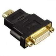 HAMA Преходник HDMI-мъжко/DVI-D женско, Dual Link, от TV към PC - HAMA-34036