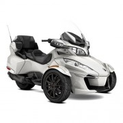Can-Am Spyder RT-S SE6 Pearl White '17