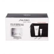 Shiseido MEN Total Revitalizer crema giorno per il viso per tutti i tipi di pelle 50 ml