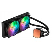 Liquid Cooling for CPU, CoolerMaster MasterLiquid ML240R RGB