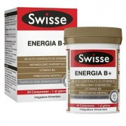 Swisse - energia b+ - integratore alimentare 50 compresse