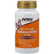 astaxanthine - extra fort - 10 mg - 60 gélules