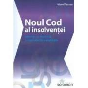 Noul cod al insolventei adnotat cu doctrina jurisprudenta si explicatii - Viorel Terzea