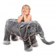 Elefant din plus Melissa Doug