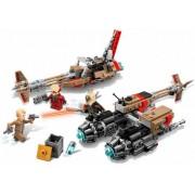 Lego Конструктор Lego Star Wars 75215 Лего Звездные Войны Звёздный Свуп-байки