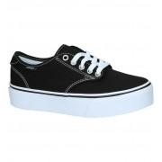 Vans Zwarte Sneakers Vans Camden Platform