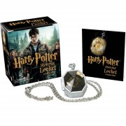 Octopus Harry Potter Locket Horcrux Kit and Sticker Book MiniKit