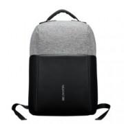 """Раница за лаптоп Canyon CNS-CBP5BG9, за лаптопи до 15.6"""" (39.62 cm), цип със защита против кражба, водоустойчива, черна/сива"""