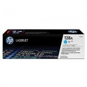 HP 128A - CE321A toner cian