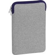 Cote&Ciel Zippered Sleeve MacBook Air 11 inch gr/bl/rood