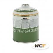 Butelie NGT Butane-Propane Gaz 450g