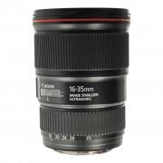 Canon EF 16-35mm 1:4 L IS USM negro - Reacondicionado: como nuevo 30 meses de garantía Envío gratuito