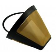 Permanentní kovový kávový filtr velikost 4 Worwo FCF03AB