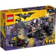 Конструктор ЛЕГО БАТМАН - Двойно разрушение с Двуликия, LEGO Batman Movie, 70915