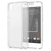 Husa HTC Desire 825 Super Slim 0.5mm Silicon TPU Transparenta