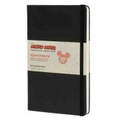 Moleskine Mickey Mouse Large Plain Limited Edition Notebook (Moleskine Diaries)