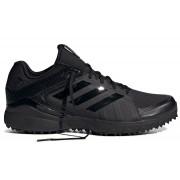 adidas Lux 1.9S Hockeyschoenen - zwart - Size: 44 2/3