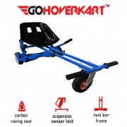 GoMonster Hoverkart Midnight Blue