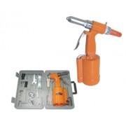 Rivettatrice professionale con accessori ad aria compressa/pneumatica in valigetta