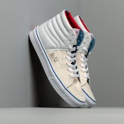 Vans SK8-Hi (Outside In) Natural/ Stv