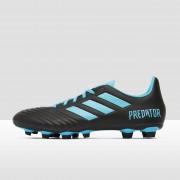adidas Predator 19.4 fxg voetbalschoenen zwart/blauw Dames - zwart/blauw - Size: 44 5