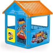 Hot Wheels kerti játék ház