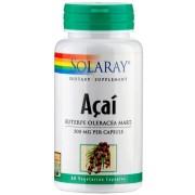 Solaray Acai Beere - 60 veg. Kapseln