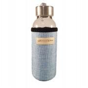 Sticla cu protectie Neopren Albastru 300 ml