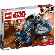 Lego Star Wars: Gevechtsspeeder van General Grievous (75199)