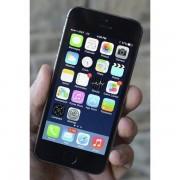 Apple iPhone 5S 16GB SpaceGrey (beg med mindre skärmproblem) ( Klass C )