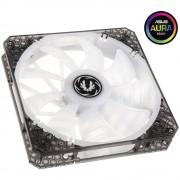 Ventilator za PC kućište Bitfenix Spectre Pro RGB Crna (prozirna), Bijela (transparentna) (Š x V x d) 140 x 140 x 25 mm