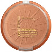 Rimmel - maxi bronzer - terra abbronzante 004 sun star