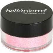 BelláPierre Cosmetic Glitter козметични блестящи частици цвят Light Pink 3,75 гр.