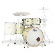 Pearl Session Studio Select 20 Nicotine White Marine Pearl Conjuntos de bateria sem ferragens